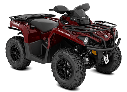 2018 Can-Am Outlander 570 for sale 200520647