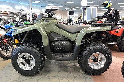 2018 Can-Am Outlander 570 for sale 200550795