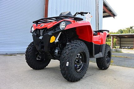 2018 Can-Am Outlander 570 for sale 200577766