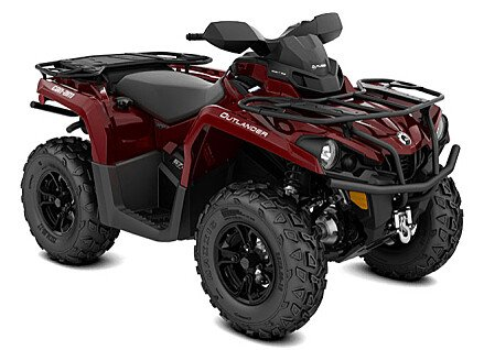 2018 Can-Am Outlander 570 for sale 200585058