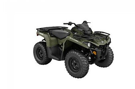2018 Can-Am Outlander 570 for sale 200600155