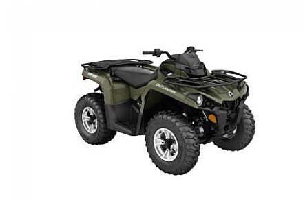 2018 Can-Am Outlander 570 for sale 200600168