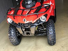 2018 Can-Am Outlander 570 for sale 200600351