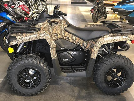 2018 Can-Am Outlander 570 for sale 200612820