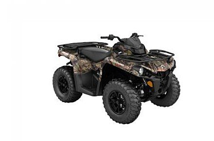 2018 Can-Am Outlander 570 for sale 200624238