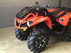 2018 Can-Am Outlander 570 XMR for sale 200640670