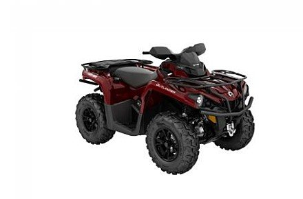 2018 Can-Am Outlander 570 for sale 200641507
