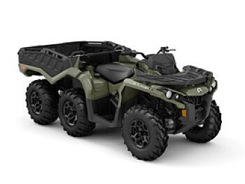2018 Can-Am Outlander 650 for sale 200466676