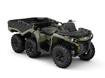 2018 Can-Am Outlander 650 for sale 200499157