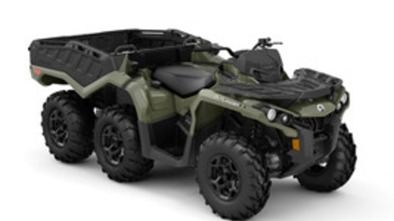 2018 Can-Am Outlander 650 for sale 200502270