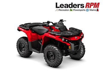 2018 Can-Am Outlander 650 for sale 200511210