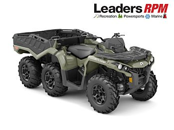 2018 Can-Am Outlander 650 for sale 200511231