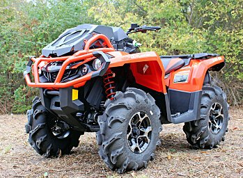 2018 Can-Am Outlander 650 XMR for sale 200514270
