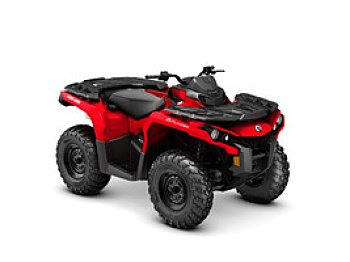 2018 Can-Am Outlander 650 for sale 200527960