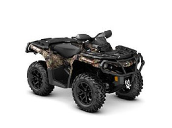 2018 Can-Am Outlander 650 for sale 200532013