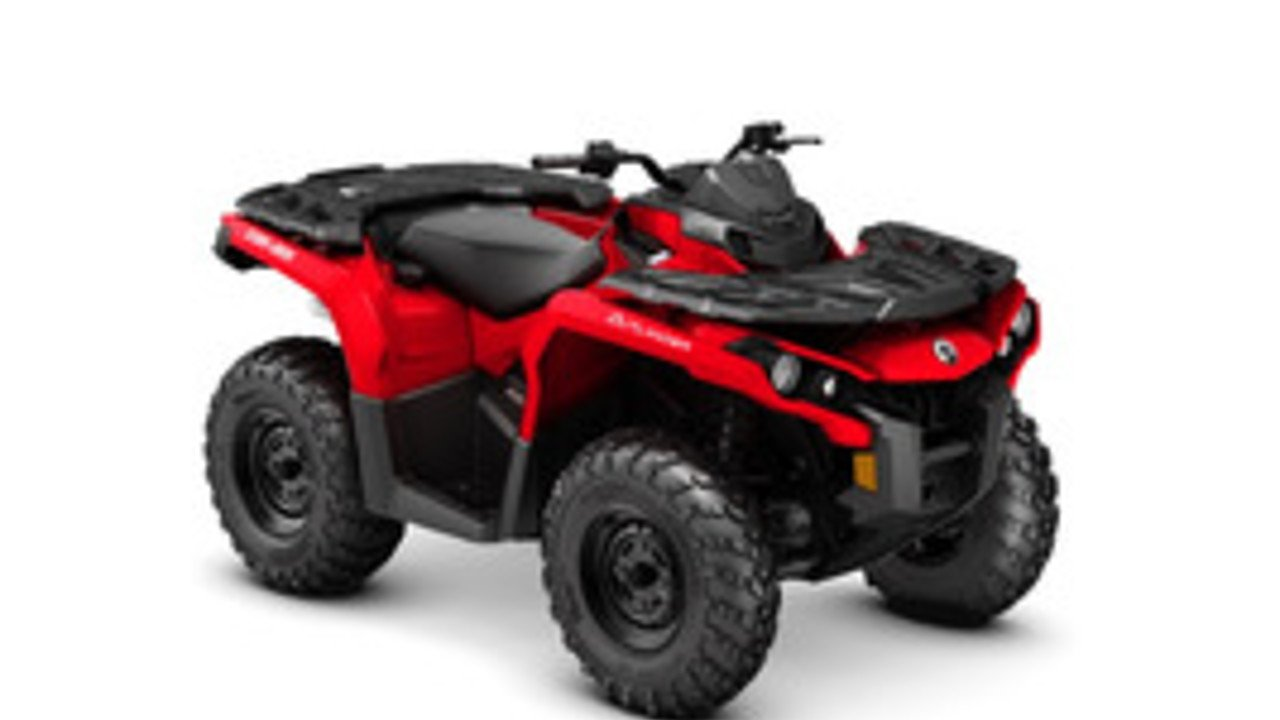 2018 Can-Am Outlander 650 for sale 200545683