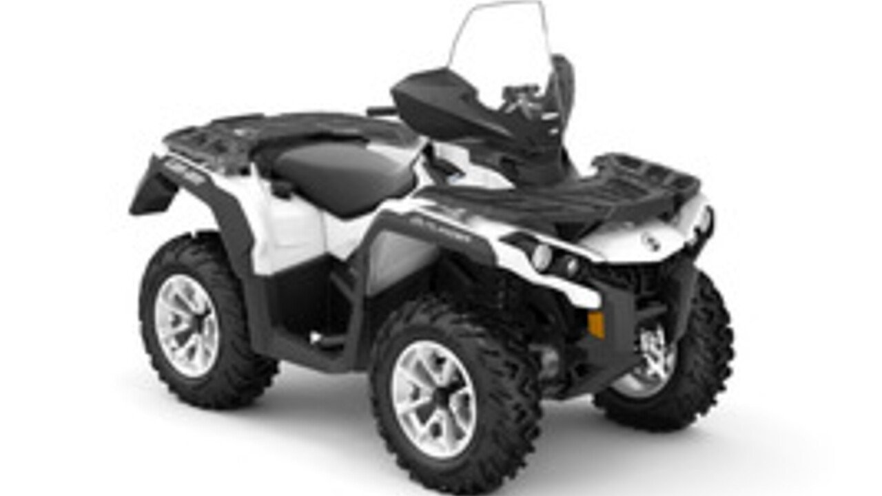 2018 Can-Am Outlander 650 for sale 200546637