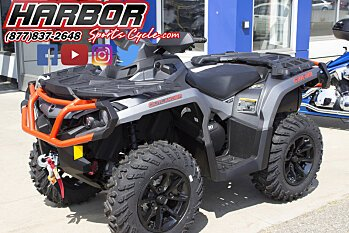 2018 Can-Am Outlander 650 for sale 200559571