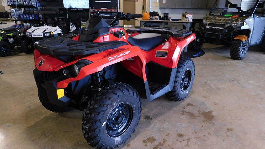 2018 Can-Am Outlander 650 for sale 200564698
