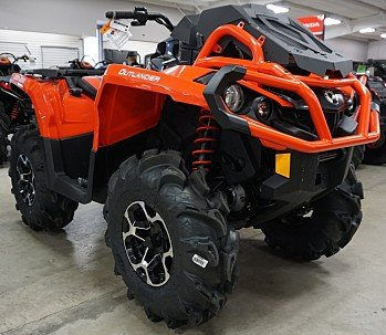 2018 Can-Am Outlander 650 XMR for sale 200575067