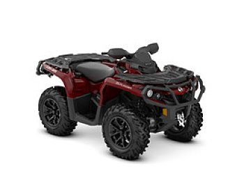 2018 Can-Am Outlander 650 for sale 200580328