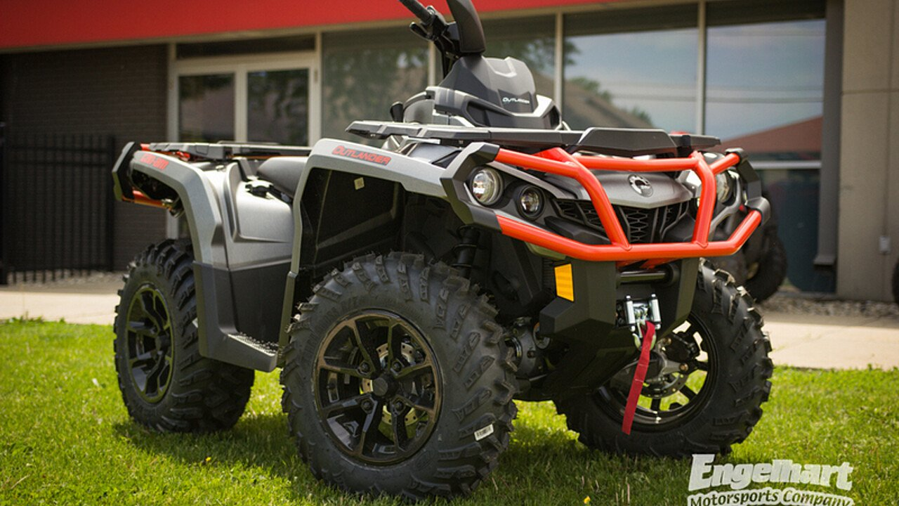 2018 Can-Am Outlander 650 for sale 200582309