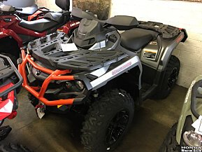 2018 Can-Am Outlander 650 for sale 200501671