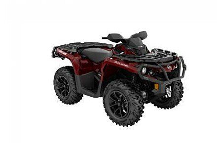 2018 Can-Am Outlander 650 for sale 200526755