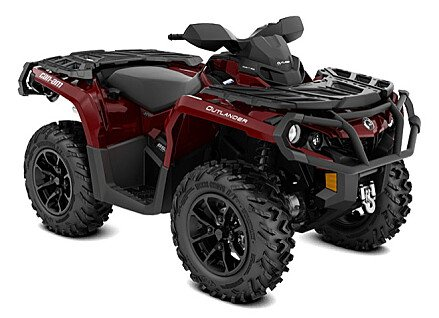 2018 Can-Am Outlander 650 for sale 200581647