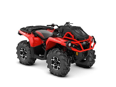 2018 Can-Am Outlander 650 for sale 200600629