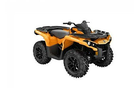 2018 Can-Am Outlander 650 for sale 200626172