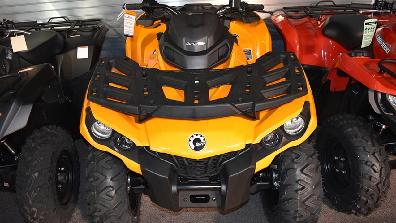 2018 can am outlander 850 for sale near phoenix arizona 85032 motorcycles on autotrader. Black Bedroom Furniture Sets. Home Design Ideas