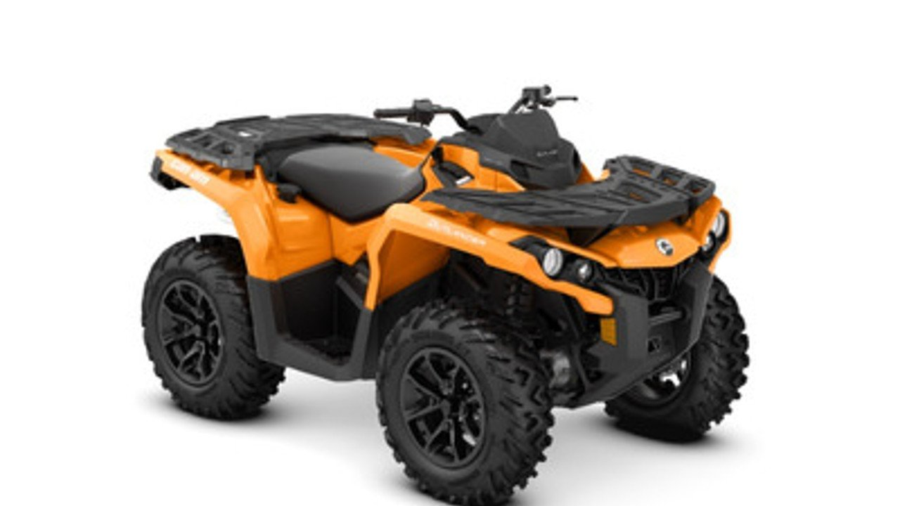 2018 Can-Am Outlander 850 for sale 200499160