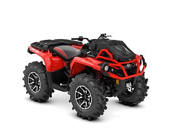 2018 Can-Am Outlander 850 for sale 200505460