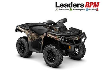 2018 Can-Am Outlander 850 for sale 200511215