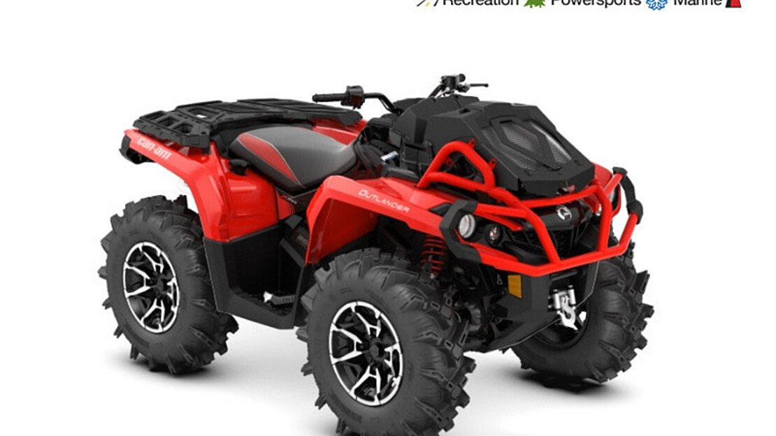 2018 Can-Am Outlander 850 for sale 200511220