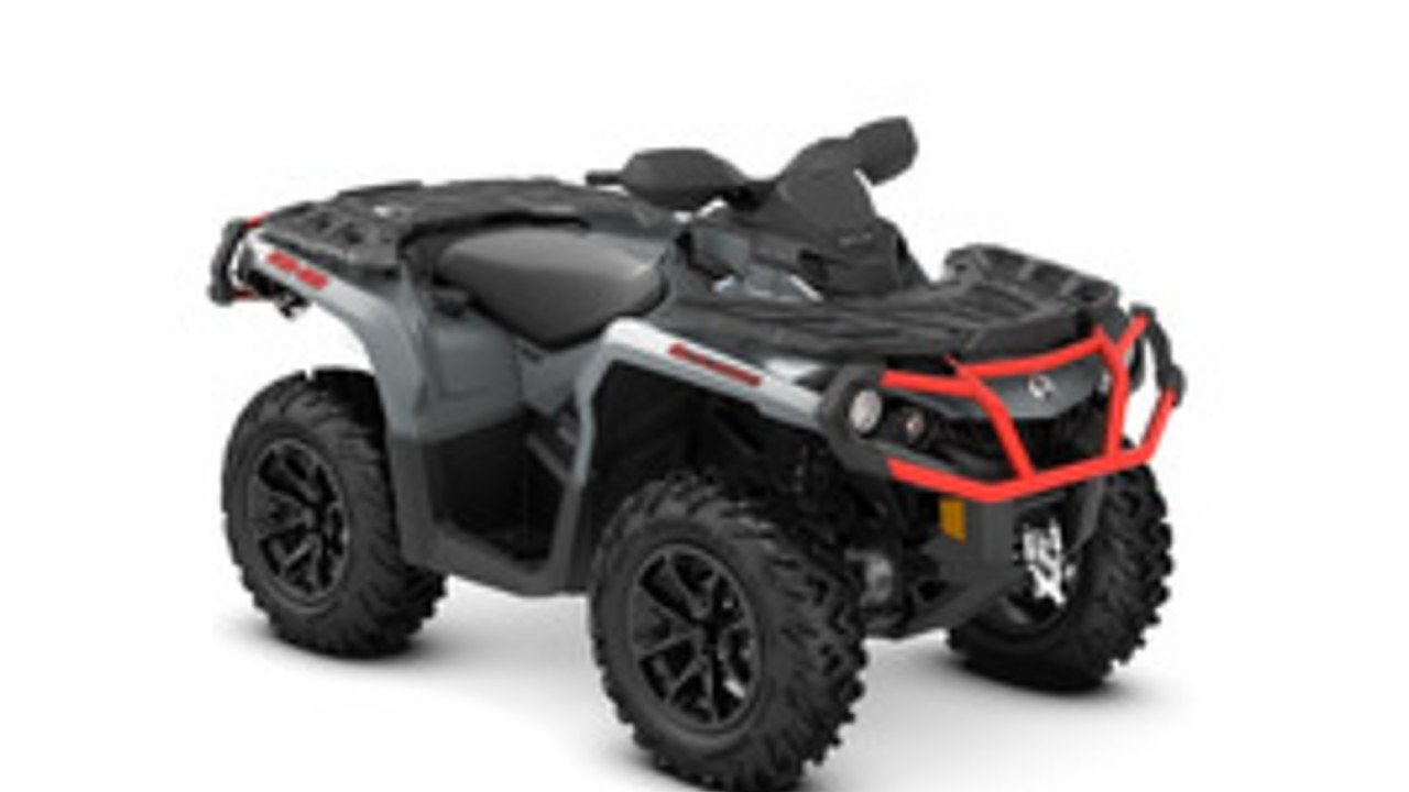 2018 Can-Am Outlander 850 for sale 200532001