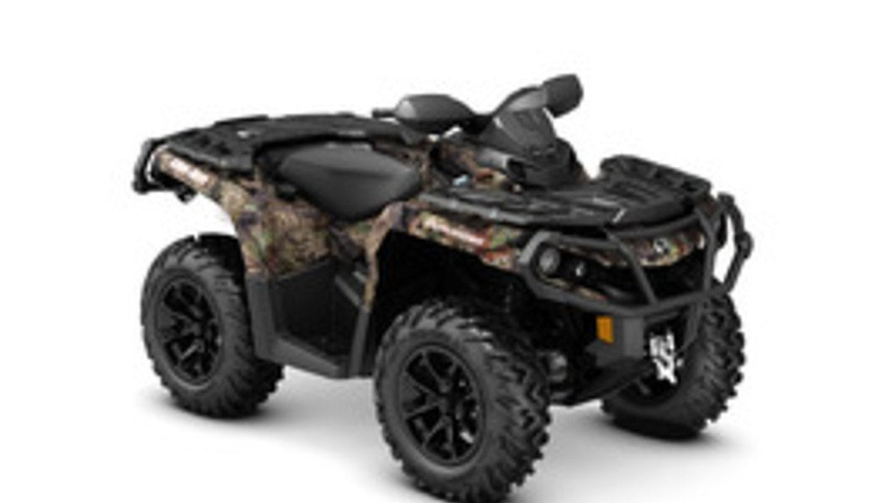 2018 Can-Am Outlander 850 for sale 200532003