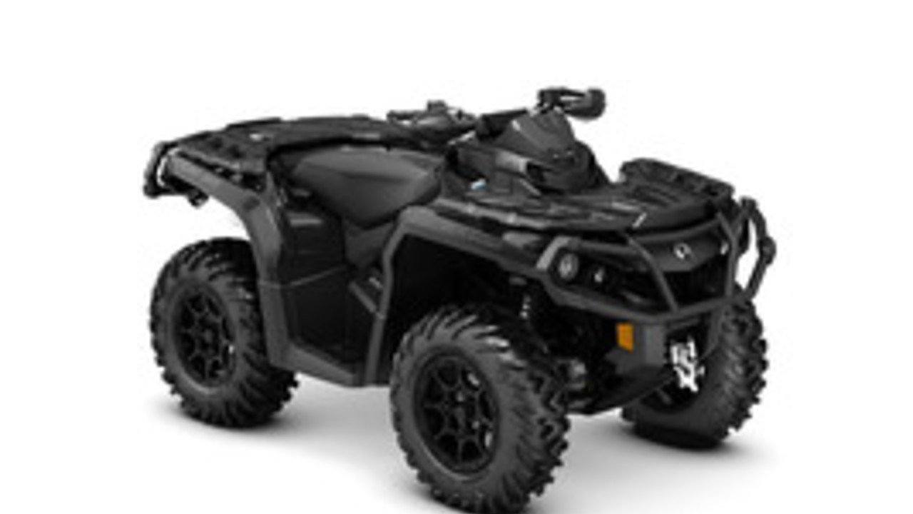 2018 Can-Am Outlander 850 for sale 200532005