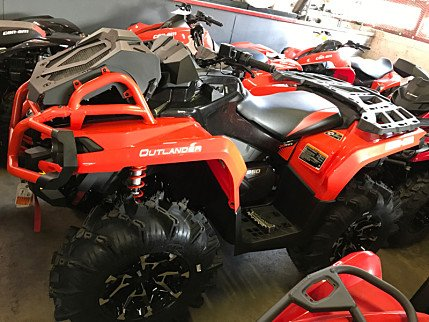 2018 Can-Am Outlander 850 for sale 200501661