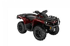 2018 Can-Am Outlander 850 for sale 200502233
