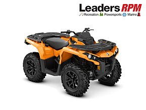 2018 Can-Am Outlander 850 for sale 200511211