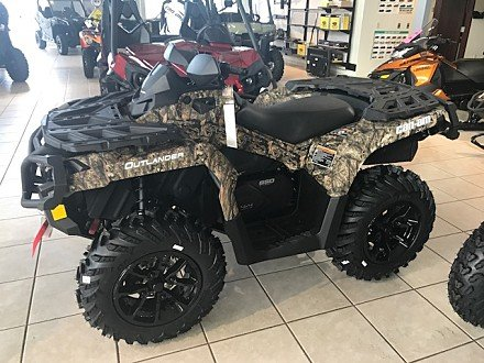 2018 Can-Am Outlander 850 for sale 200600182