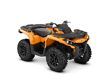 2018 Can-Am Outlander 850 for sale 200600630