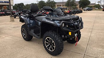 2018 Can-Am Outlander MAX 1000R for sale 200504118