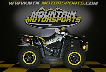 2018 Can-Am Outlander MAX 1000R for sale 200538109