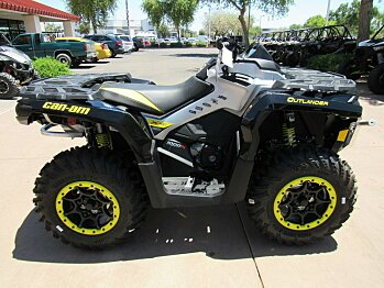 2018 Can-Am Outlander MAX 1000R for sale 200580247