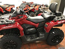 2018 Can-Am Outlander MAX 1000R for sale 200501908