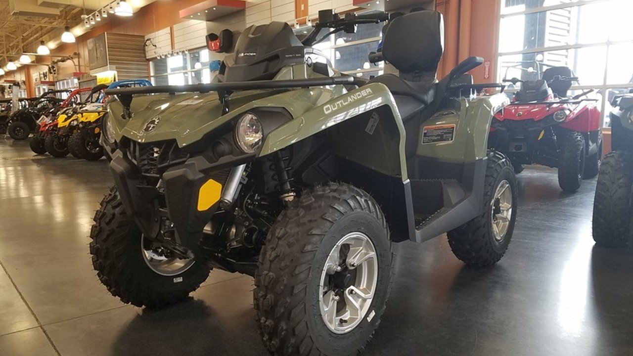 2018 Can-Am Outlander MAX 450 for sale 200515692