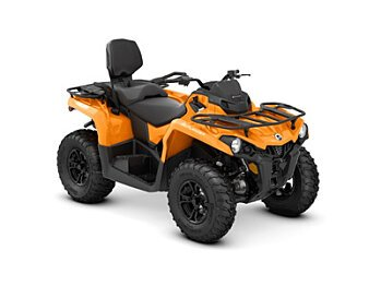 2018 Can-Am Outlander MAX 450 for sale 200525566